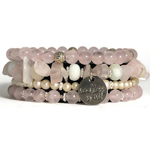 Ballet Slipper Bracelet Stack One-of-a-Kind