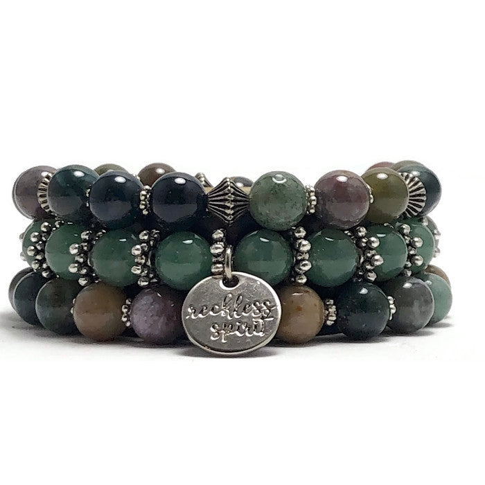 Green River Bracelet Stack One-of-a-Kind