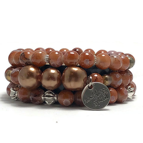 Dusty Sierra Bracelet Stack One-of-a-Kind