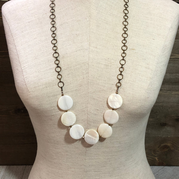 Trendy Bubble Style Necklace