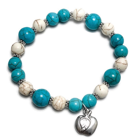 Create Your Own - My Teacher My Friend Beaded Stretch Bracelet
