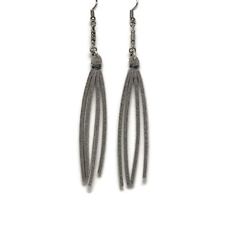 Fringe Appeal Dangle Earrings