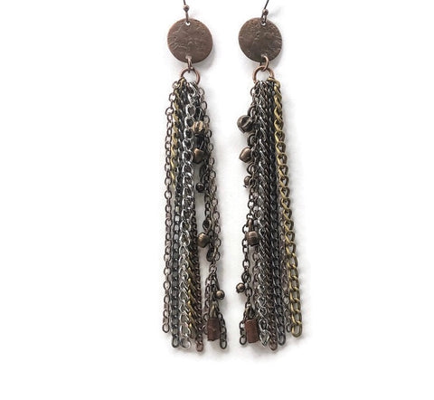 Flirty Frolic Dangle Earrings One-of-a-Kind