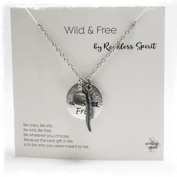 Wild & Free Necklace