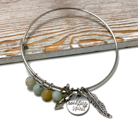 Stardust Moments Bangle Bracelet