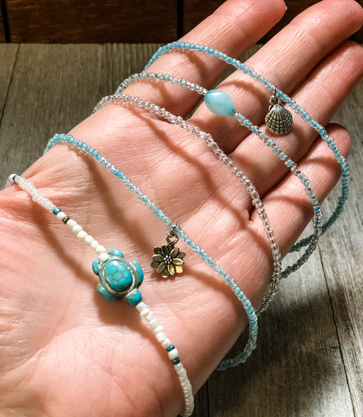 One-of-a-Kind Anklet