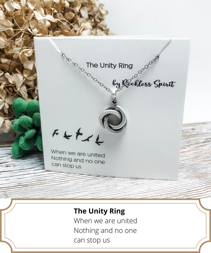 The Unity Ring Necklace