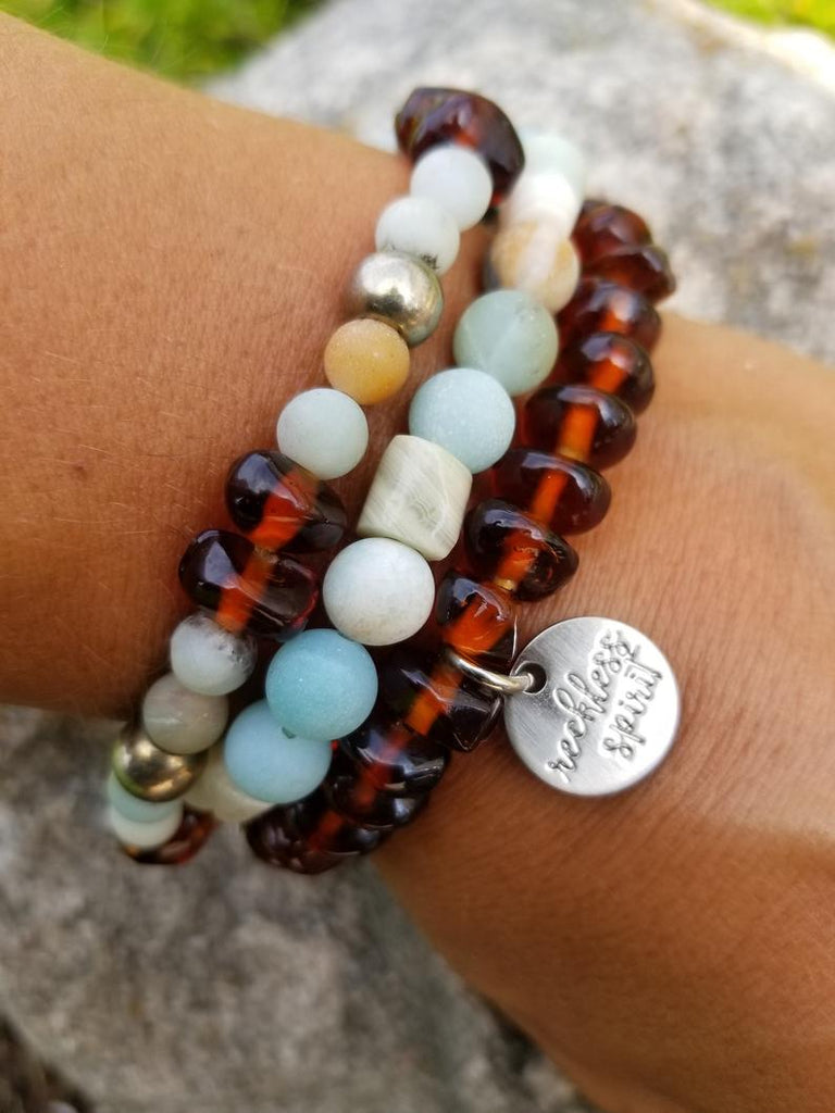 Coastal Bliss Bracelet Stack