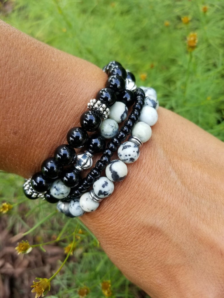 Pacific Point Bracelet Stack