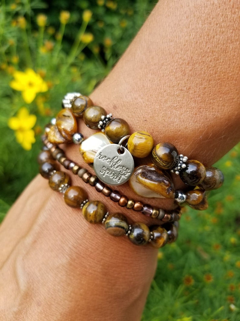 Brownie A'la Mode Bracelet Stack One-of-a-Kind