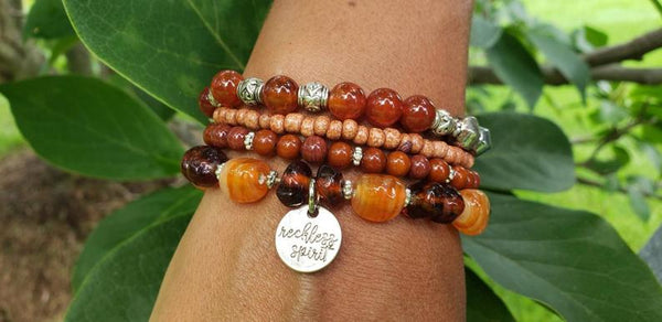Desert Haze Bracelet Stack One-of-a-Kind