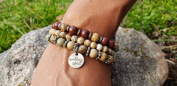 Mojave Desert Bracelet Stack One-of-a-Kind
