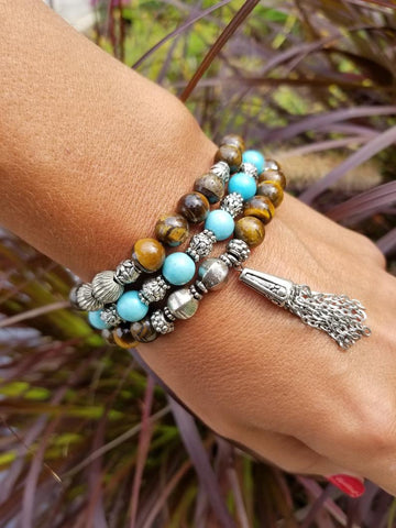 Pony Express Bracelet Stack