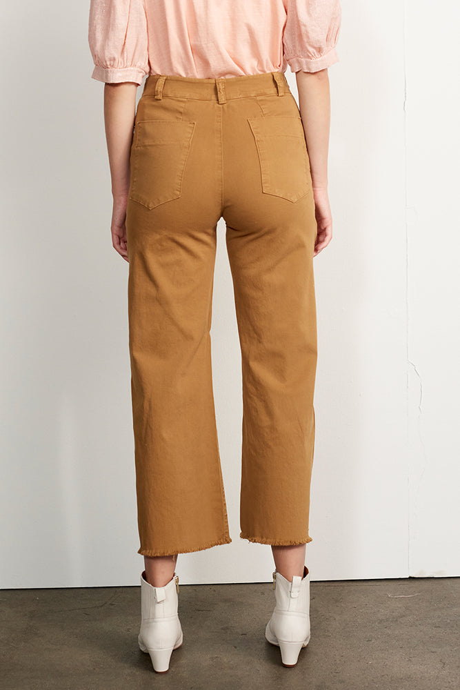 High Waisted Pants
