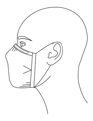 Ear-Loop Mask