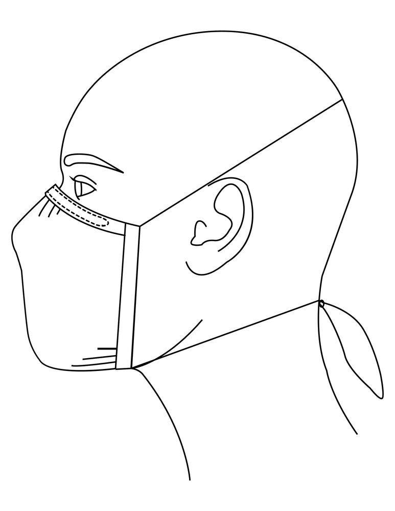 Around the Head Mask