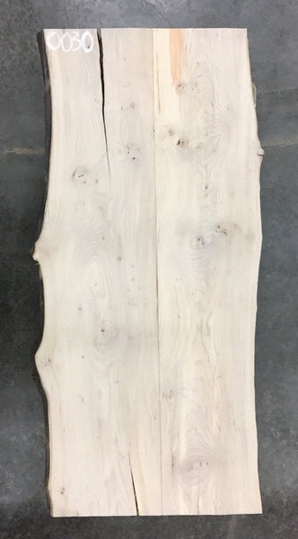 "0030 - Rock Elm - 90""L x 43""W - Meyer Wells"