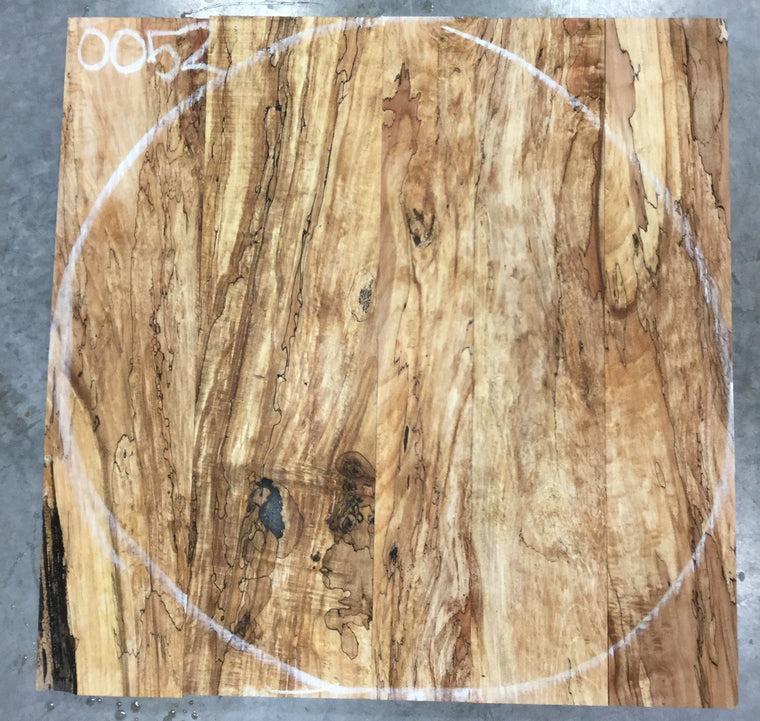 0052 - Spalted Maple - 37