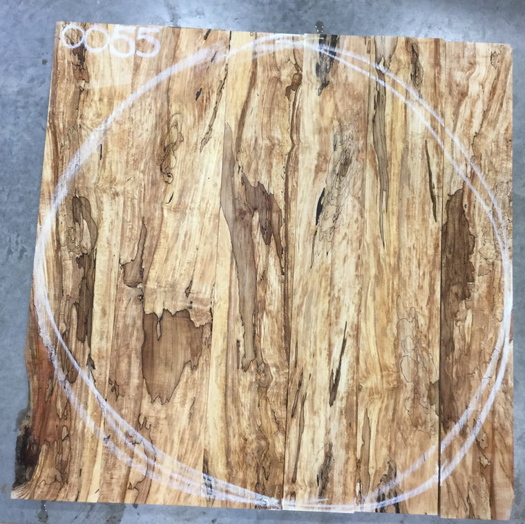 0055 - Spalted Maple - 48