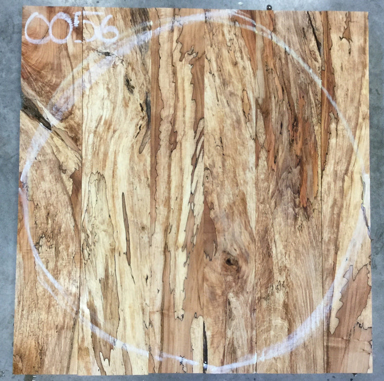 0056 - Spalted Maple - 36