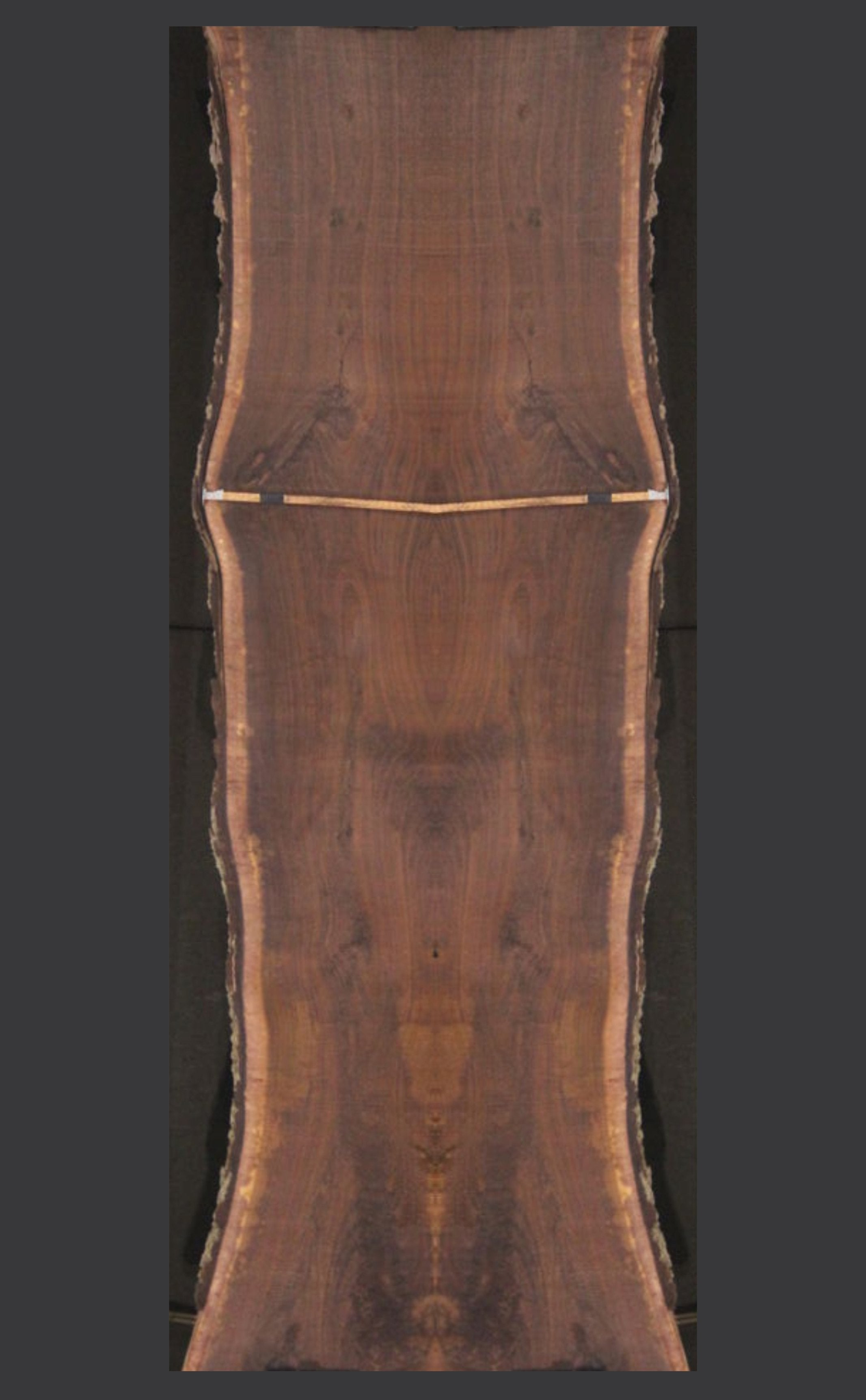 "WV0004 - Walnut - 180""L x 48""W"