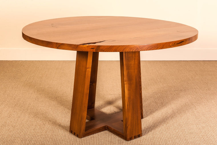 Black Locust Dining Table - 48
