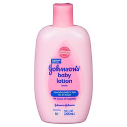 Johnson's Baby Lotion, 9oz - BroadBox