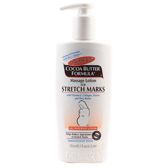 Palmer's Cocoa Butter Lotion For Stretch Marks, Vitamin E & Shea Butter, 8.5oz - BroadBox