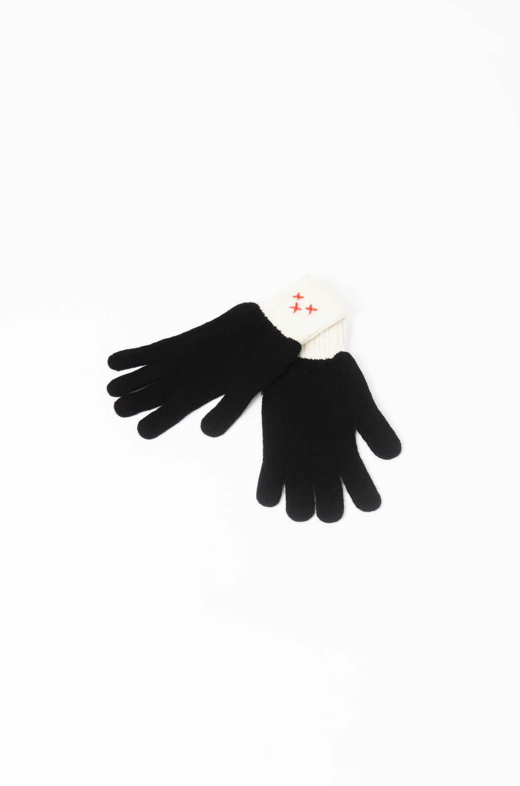 Men's Contrast Rib Gloves
