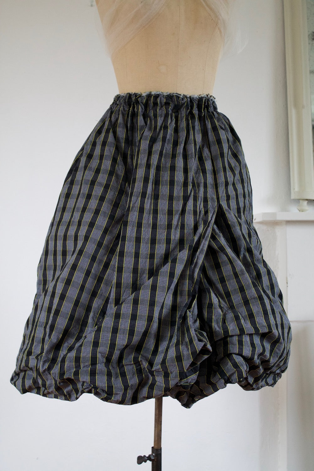 Check Full Skirt