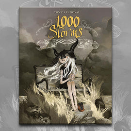 1000 STORMS, by Tony Sandoval (pre-order)