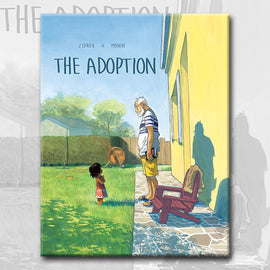 THE ADOPTION, by Zidrou and Arno Monin (Pre-order)