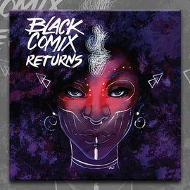 BLACK COMIX RETURNS, curated by John Jennings and Damian Duffy