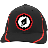 Embroidered Logo Flexfit Colorblock Cap
