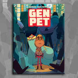 GENPET, by Alex Fuentes and Damian