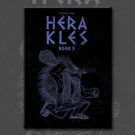 HERAKLES BOOK 3, by Edouard Cour