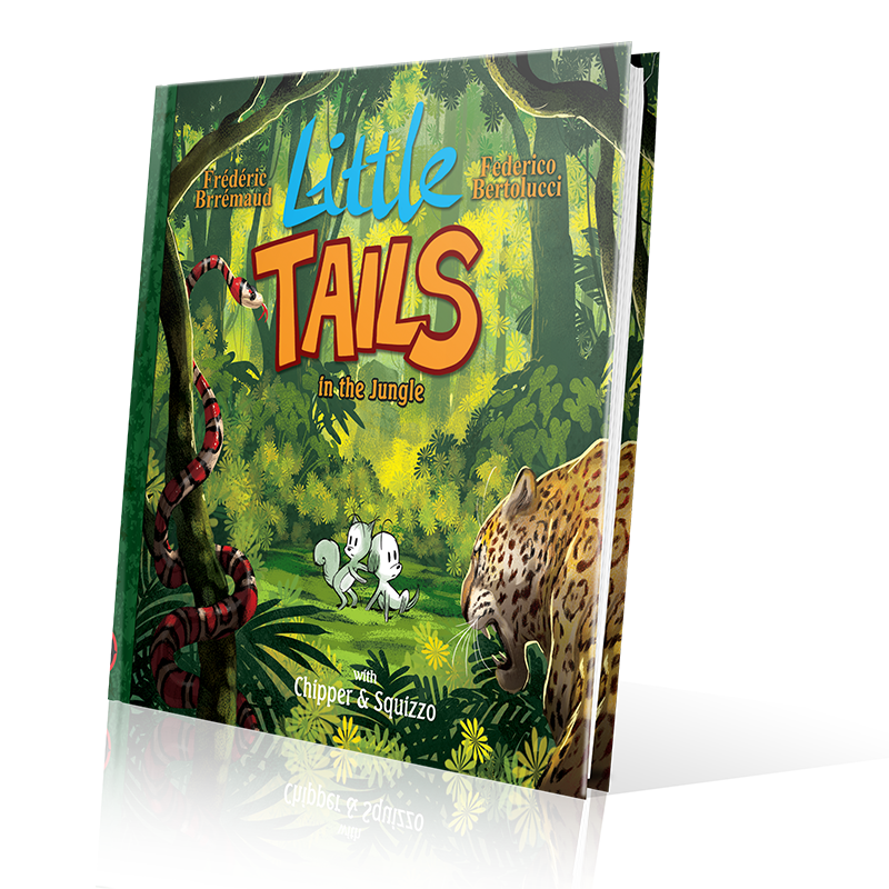 LITTLE TAILS IN THE JUNGLE