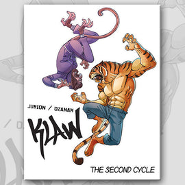 KLAW vol. 2: THE SECOND CYCLE, by Jurion and Ozanam