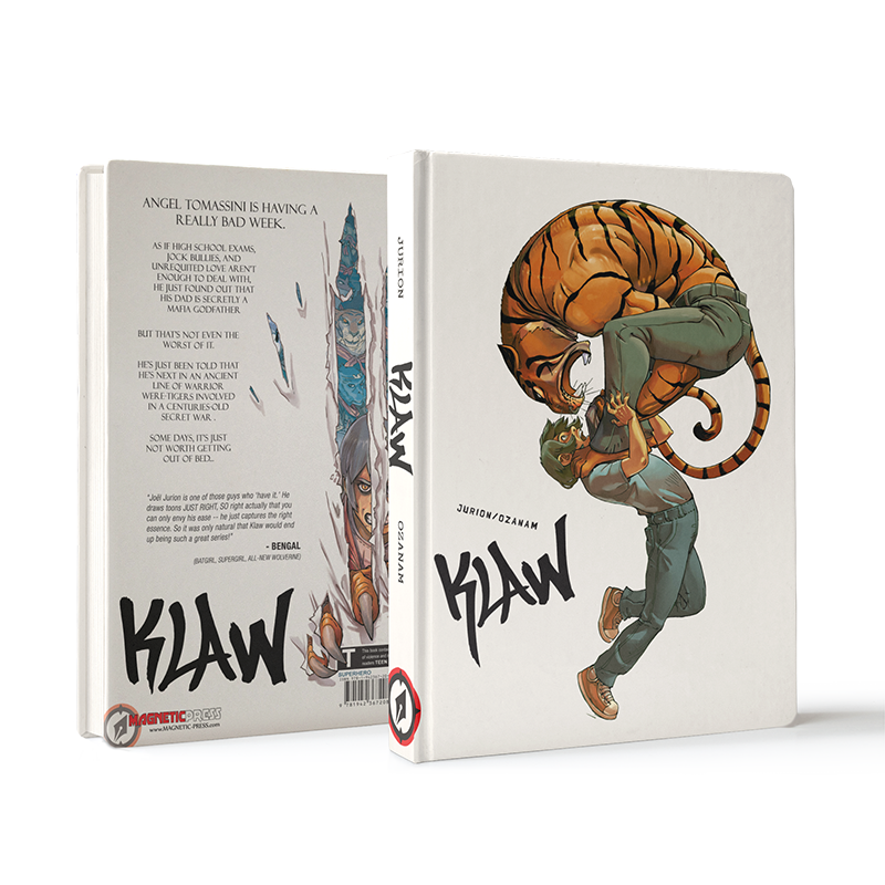 KLAW: The First Cycle by Jurion and Ozanam