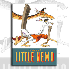 LITTLE NEMO, by Frank Pe (pre-order)