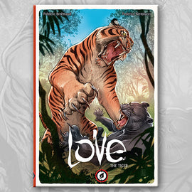 LOVE: THE TIGER, by Brrémaud & Bertolucci