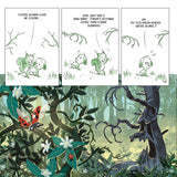 LITTLE TAILS IN THE FOREST, by Brrémaud & Bertolucci