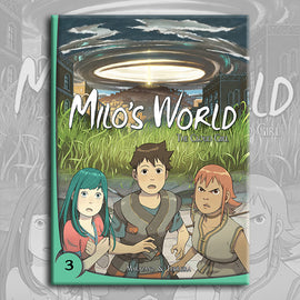 MILO'S WORLD BOOK 3, by Richard Marazano and Christophe Ferreira