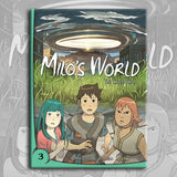 MILO'S WORLD BOOK 3 (Limited Edition Hardcover)