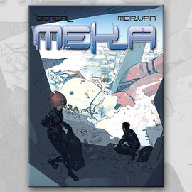 MEKA, by JD Morvan and Bengal