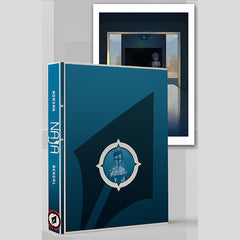 Naja Limited Edition Slipcase bundle