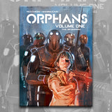ORPHANS vol. 1, by Roberto Recchioni and Emiliano Mammucari