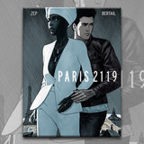 PARIS 2119, by Zep and Bertail (retail cover)