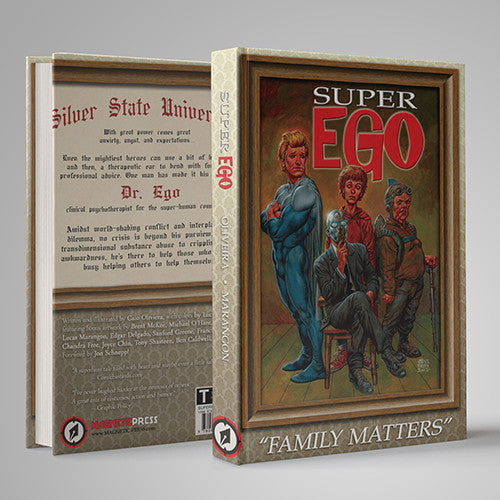 SUPER-EGO, by Caio Oliveira
