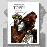 THE COLLECTED TOPPI vol. 5: THE EASTERN PATH by Sergio Toppi